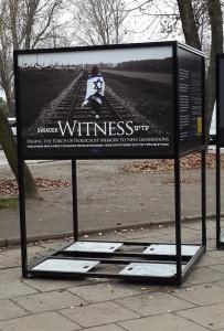 MOTL Exhibit at Auschwitz November 2015 3