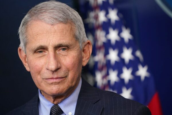 Picture of Anthony Fauci